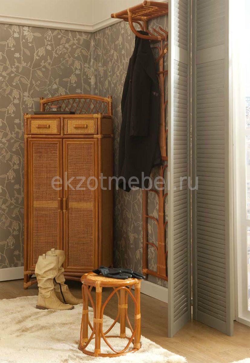Шкаф из ротанга