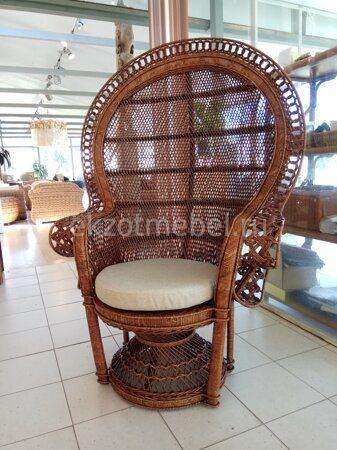 Кресло плетеное Эммануель