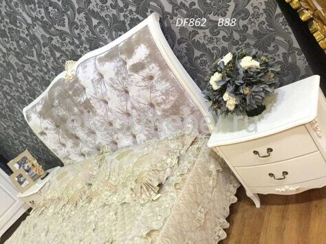 Кровать 180х200 White Rose DF862-18 S06 (B88)